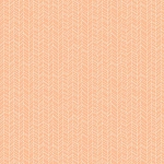 Herringbone in Peach