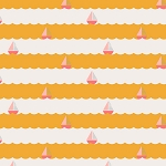 Out to Sea in Summer