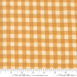 Gingham in Sunflower
