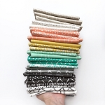 Zoology Fat Quarter Bundle