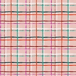 Plaid in Pink