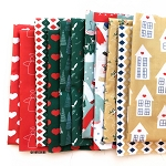 Scandinavian Christmas<br>Fat Quarter Bundle