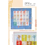 Pine Quilt Pattern<br>by Carolyn Friedlander