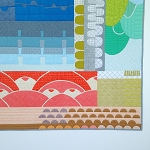 The Collection Quilt by Carolyn Friedlander