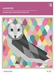 The Barn Owl Quilt by Violet Craft