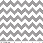 Gray Chevron | Medium