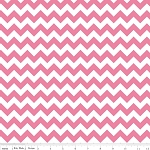 Hot Pink Chevron | Small