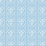 Wallpaper in Light Blue