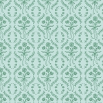 Wallpaper in Light Teal