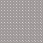 Swiss Dot in Gray