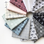 Blueberry Park 3 Fat Quarter Bundle