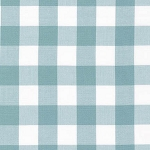 Carolina Gingham 1 Inch in Fog