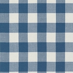 Carolina Gingham 1 Inch in Denim