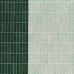 Wall Tile in Green