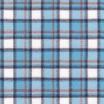 Plaid in Regatta | Flannel