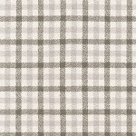 Tri-Tone Gingham in Dove | Flannel