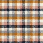 Small Check in Nutmeg | Flannel