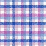 Small Check in Lilac | Flannel