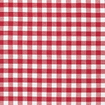 Carolina Gingham in Crimson