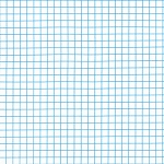 Grid in Blue