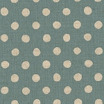 Big Dots in Denim | Canvas