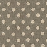 Big Dots in Grey | Canvas