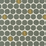 Stamped Dots in Stone | Cotton Flax