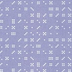 Domino Dot in Lilac