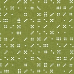 Domino Dot in Olive