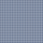 Grid in Denim