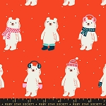 Snow Bears in Ruby