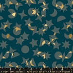 Space Junk in Peacock Metallic