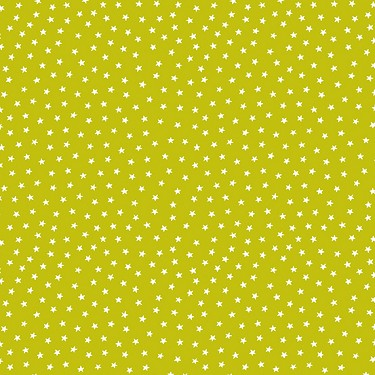 Star Bright in Chartreuse