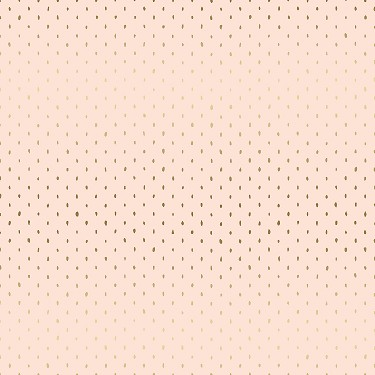 Stitch and Repeat in Blush Metallic