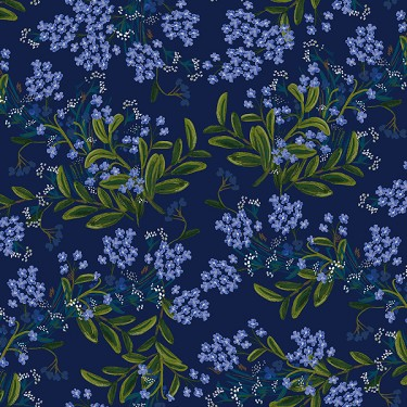 Cornflower in Blue | Rayon