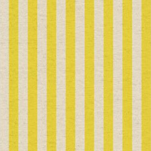 Cabana Stripe in Yellow | Canvas