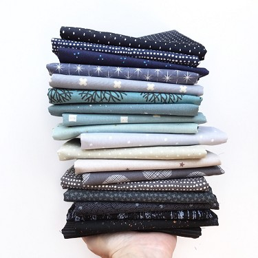 Almost Midnight | Fat Quarter Bundle