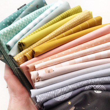 Dreamy | Fat Quarter Bundle