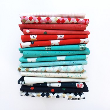 Flurry Yardage Bundle