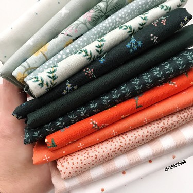 Wild Garden | Yardage Bundle