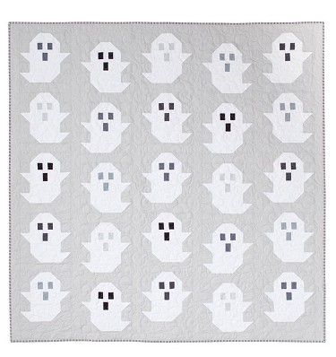 Ghost Quilt Pattern<br>by Pen and Paper Patterns