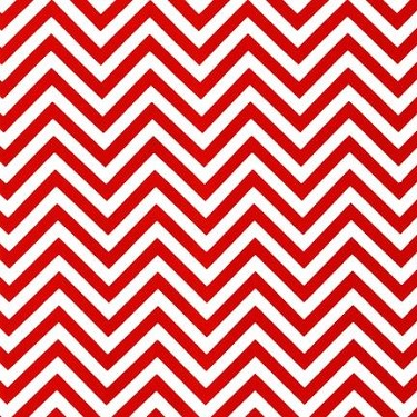 Zigzag in Red
