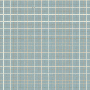 Grid in Soft Blue